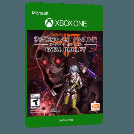 خرید بازی دیجیتال Sword Art Online Fatal Bullet برای Xbox One