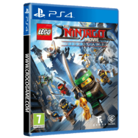 خرید بازی Lego The Ninjago Movie Video Game برای PS4