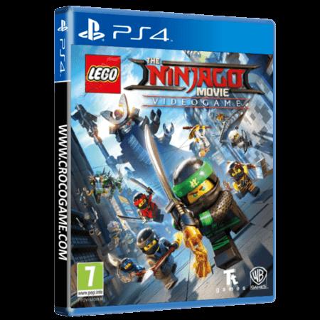 خرید بازی Lego The Ninjago Movie Video Game برای PS4