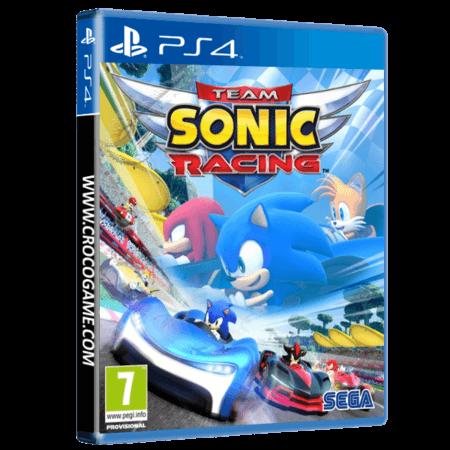 خرید بازی Team Sonic Racing برای PS4