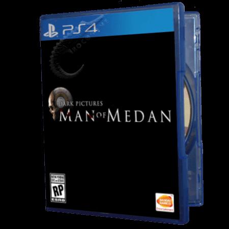 خرید بازی دست دوم و کارکرده The Dark Pictures Man of Medan برای PS4