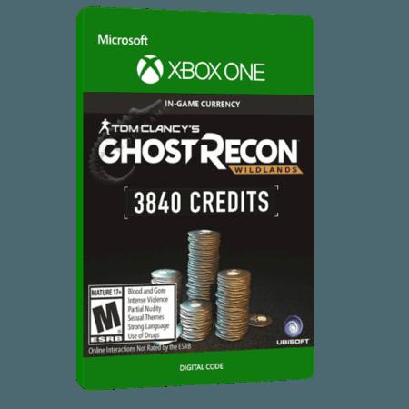 خرید بازی دیجیتال Tom Clancy's Ghost Recon Wildlands 3,840 Credits