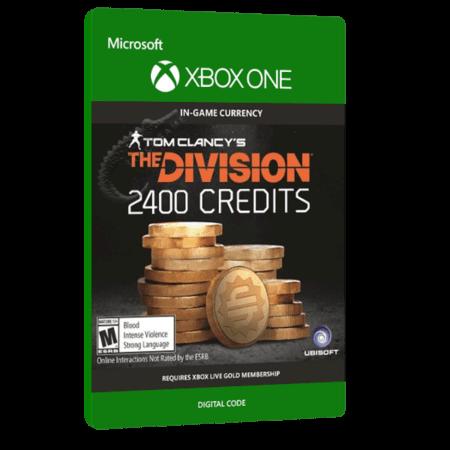 خرید بازی دیجیتال Tom Clancy's The Division 2,400 Premium Credits