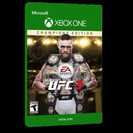 خرید بازی دیجیتال UFC 3 Champions Edition برای Xbox One