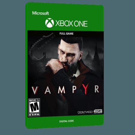 خرید بازی دیجیتال Vampyr برای Xbox One