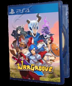 خرید بازی دست دوم و کارکرده WarGroove برای PS4