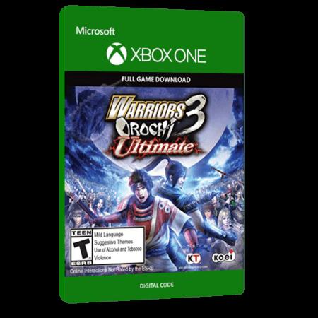 خرید بازی دیجیتال Warriors Orochi 3 Ultimate برای Xbox One