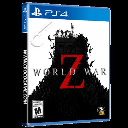 خرید بازی World War Z برای PS4
