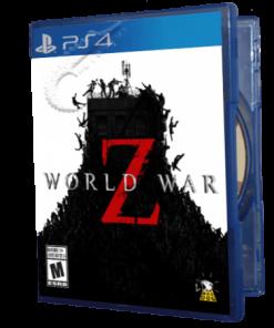 خرید بازی دست دوم و کارکرده World War Z برای PS4