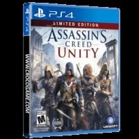خرید بازی Assassin's Creed Unity Limited Edition برای PS4