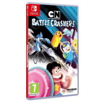 خرید بازی Battle Crashers برای Nintendo Switch