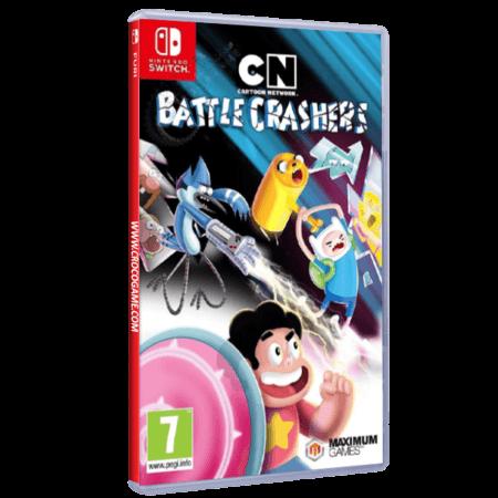 خرید بازی Battle Crashers برای Nintendo Switch