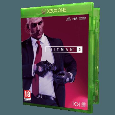 خرید بازی دست دوم و کارکرده Hitman 2 برای Xbox One