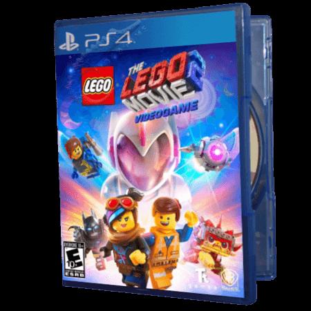 خرید بازی دست دوم و کارکرده Lego Movie 2 برای PS4