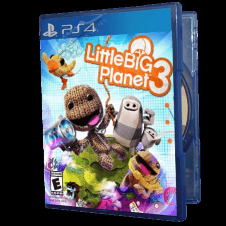 خرید بازی دست دوم و کارکرده Little Big Planet 3 برای PS4
