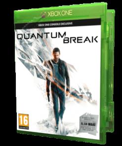 خرید بازی دست دوم و کارکرده Quantum Break برای Xbox One