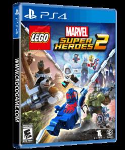 خرید بازی Lego Marvel Super Heroes 2 برای PS4