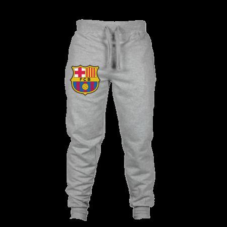 خرید شلوار اسلش (جاگر) طرح بارسلونا