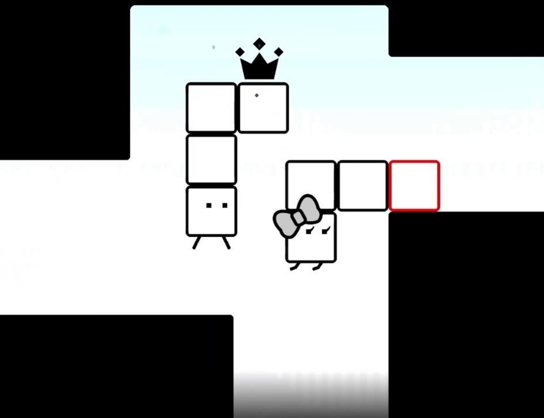 بازی BoxBoy BoxGirl
