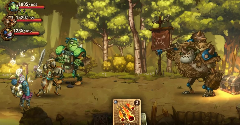 بازی SteamWorld Quest