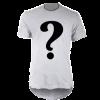 خرید تی شرت لانگ خاکستری طرح دلخواه