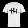 خرید تی شرت سفید طرح فرایدی