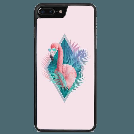 خرید قاب موبایل طرح فلامینگو 2