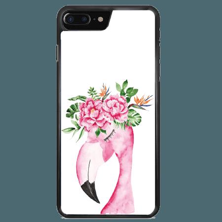خرید قاب موبایل طرح فلامینگو 3