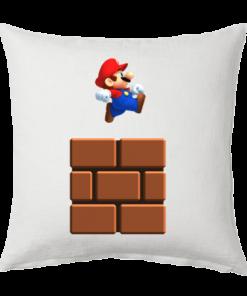 خرید کوسن طرح ماریو