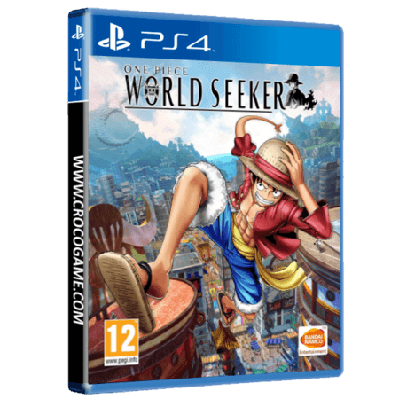 خرید بازی One Piece World Seeker برای PS4