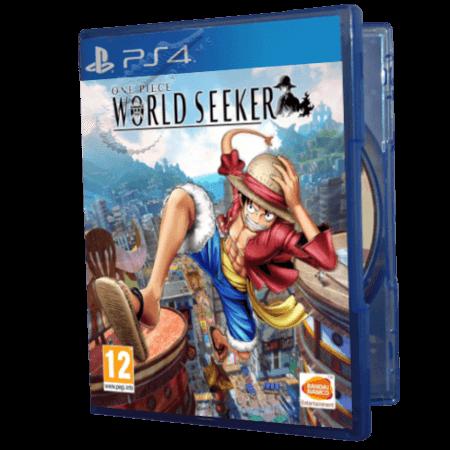 خرید بازی دست دوم و کارکرده One Piece World Seeker برای PS4