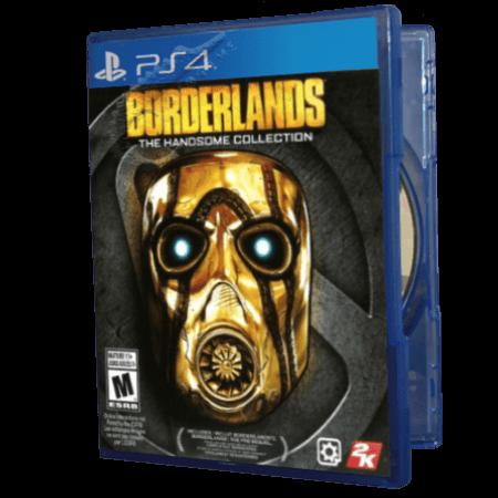 خرید بازی دست دوم و کارکرده Borderlands The Handsome Collection برای PS4