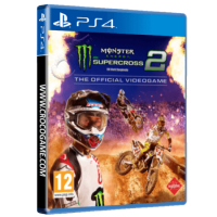 خرید بازی Monster Energy Supercross 2 The Official Videogame برای PS4