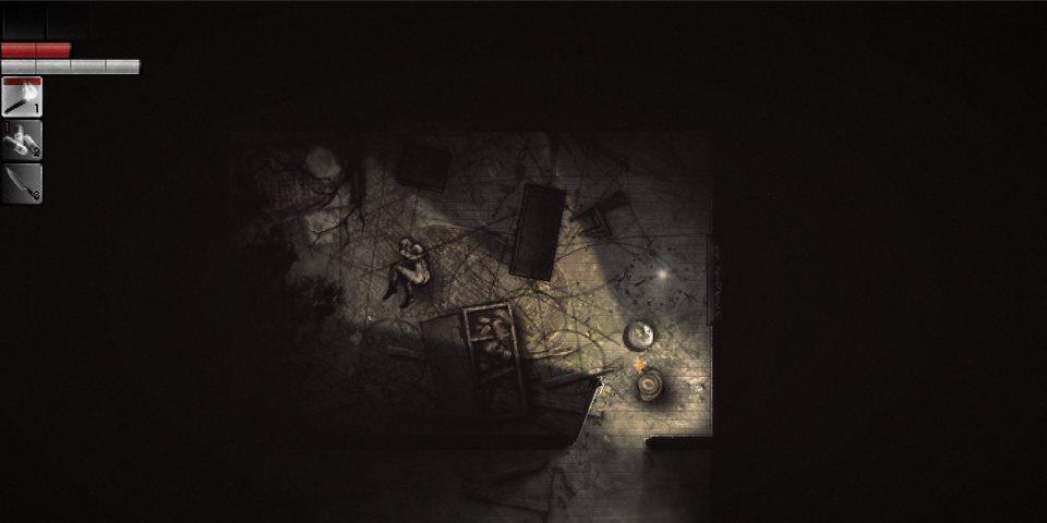 بازی Darkwood
