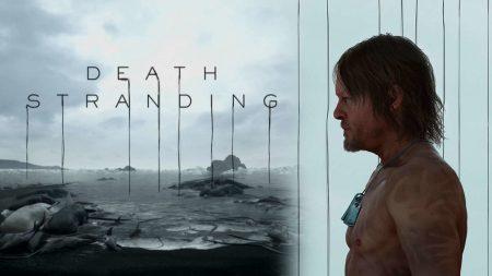 بازیDeath Stranding