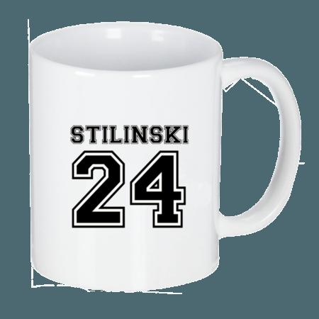 خرید لیوان سرامیکی ماگ طرح استیلنسکی بیست و چهار