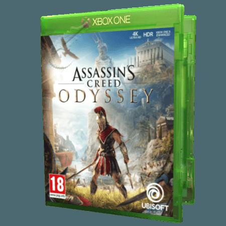خرید بازی دست دوم و کارکرده Assassins Creed Odyssey برای Xbox One