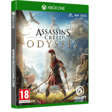 خرید بازی Assassins Creed Odyssey برای Xbox One