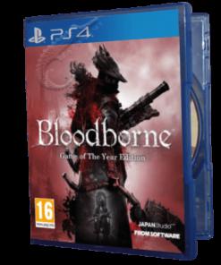 خرید بازی دست دوم و کارکرده Bloodborne Game of the Year Edition برای PS4