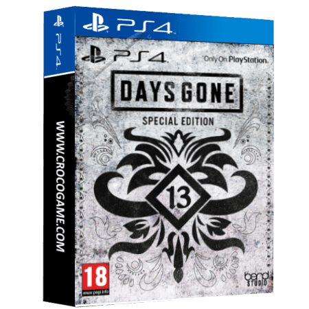 خرید بازی Days Gone Special Edition برای PS4