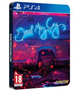 خرید بازی Devil May Cry 5 Steelbook Edition برای PS4