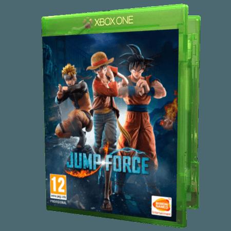 خرید بازی دست دوم و کارکرده Jump Force برای Xbox One