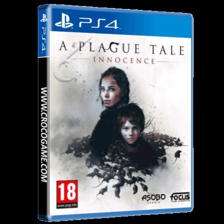 خرید بازی A Plague Tale Innocence برای PS4