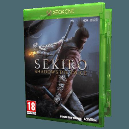 خرید بازی دست دوم و کارکرده Sekiro Shadows Die Twice برای Xbox One