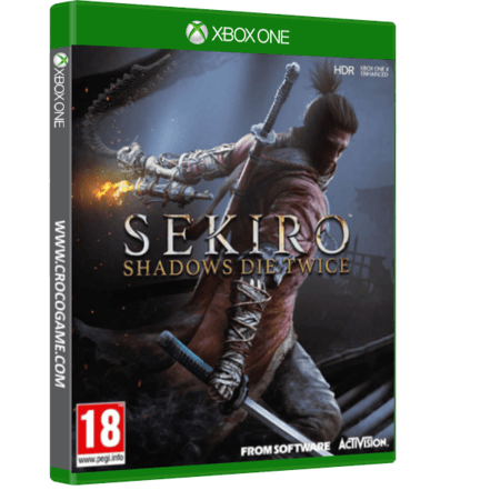 خرید بازی Sekiro Shadows Die Twice برای Xbox One