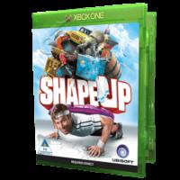 خرید بازی دست دوم و کارکرده Shape Up برای Xbox One