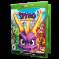 خرید بازی دست دوم و کارکرده Spyro Reignited Trilogy برای Xbox One