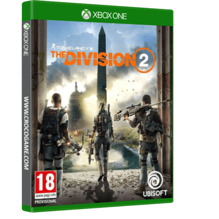 خرید بازی Tom Clancys The Division 2 برای Xbox One