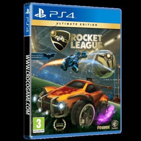خرید بازی Rocket League Ultimate Edition برای PS4