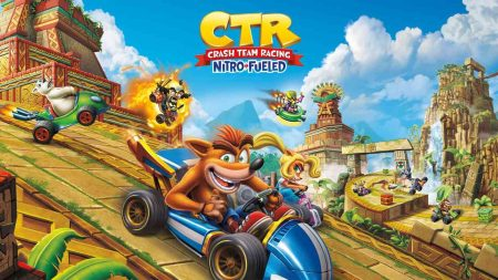 بازی Crash Team Racing Nitro Fueled